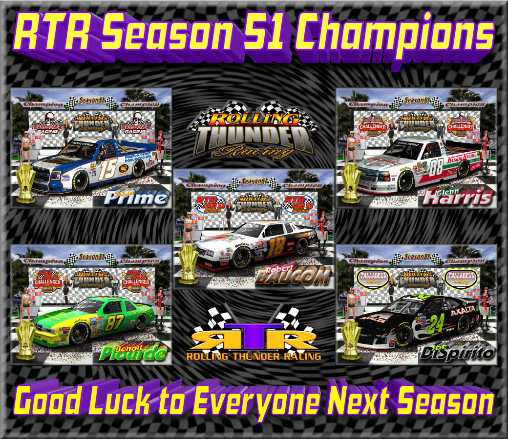 RTR S51 Champs